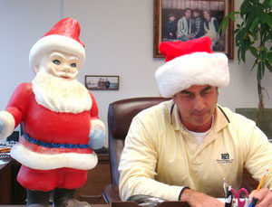 Joe Santacroce, Santa's HVAC