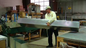 Santa's Sheet Metal Fabrication Services