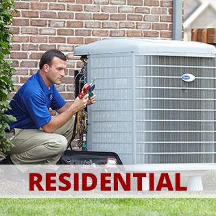Residential HVAC Service from Santa's HVAC